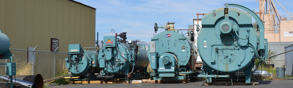 Boilers for Rent