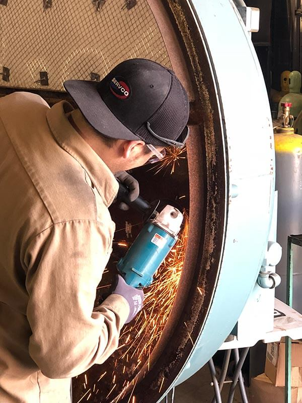 Services Welding