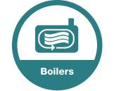 Boiler Icon Symbol